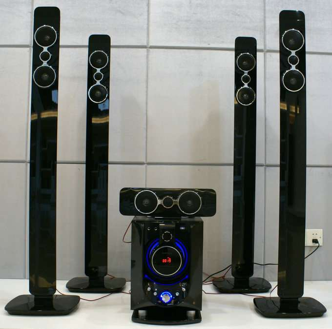 Home Active Speaker Manufacturers