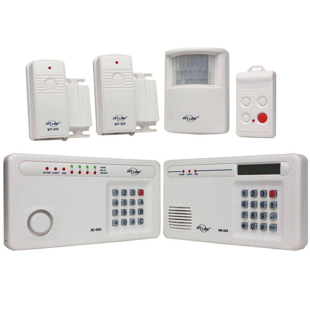 Home Alarm Device Manufacturers