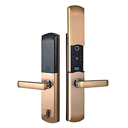 Home Alarm Door Lock Manufacturers