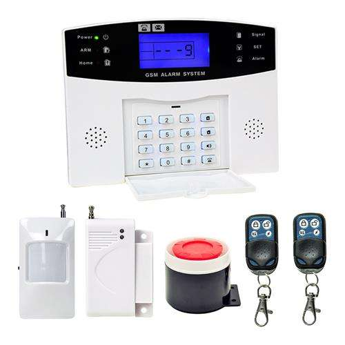 Home Alarm Gsm Wireless Manufacturers