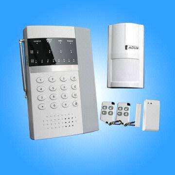 Home Alarm Monitoring System Manufacturers