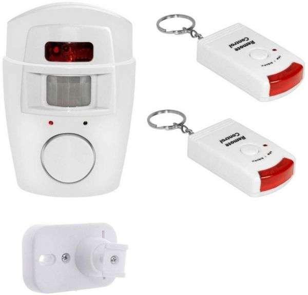 Home Alarm Pir Manufacturers