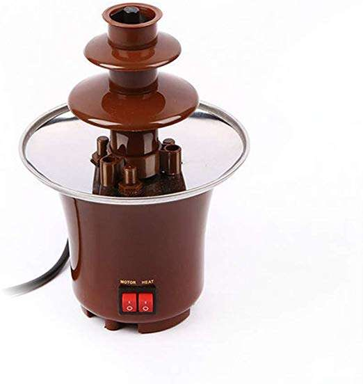 Home Chocolate Fondue Fountain Manufacturers