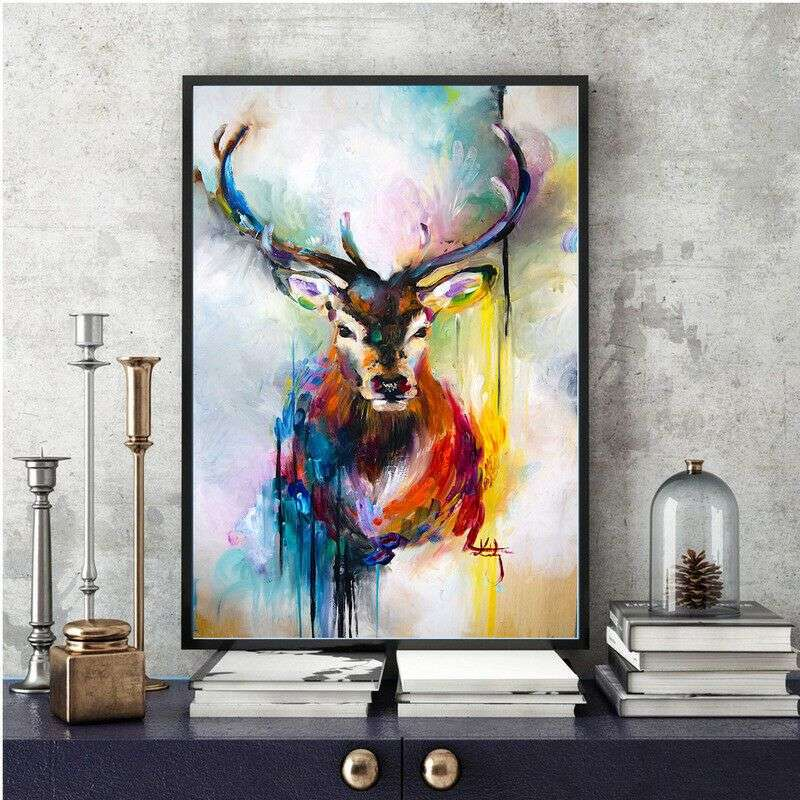 Home Decor Oil Painting Manufacturers