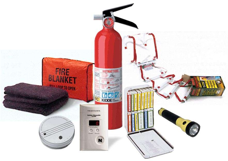 Home Fire Protection Manufacturers