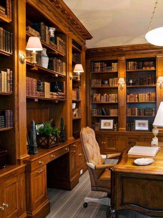Home Office Library Furniture Manufacturers