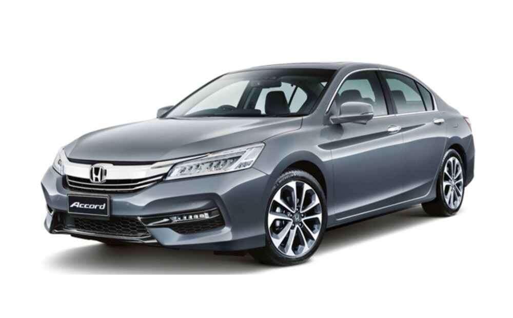 Honda Accord Car Manufacturers