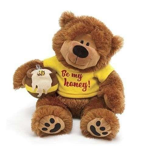 Honey Bear Plush Manufacturers