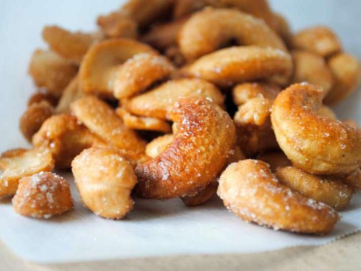 蜂蜜烤腰果 制造商