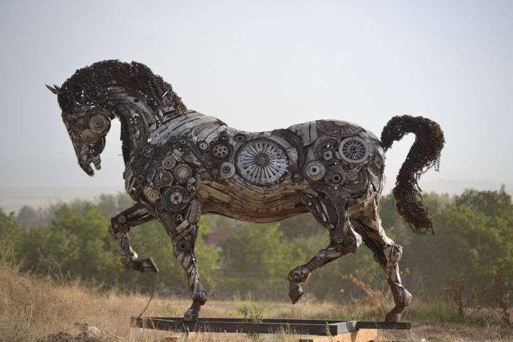 Horse Metal Sculpture Manufacturers
