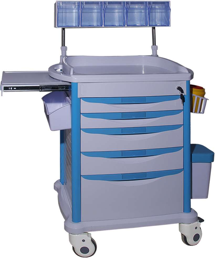 Hospital Drug Trolley Manufacturers