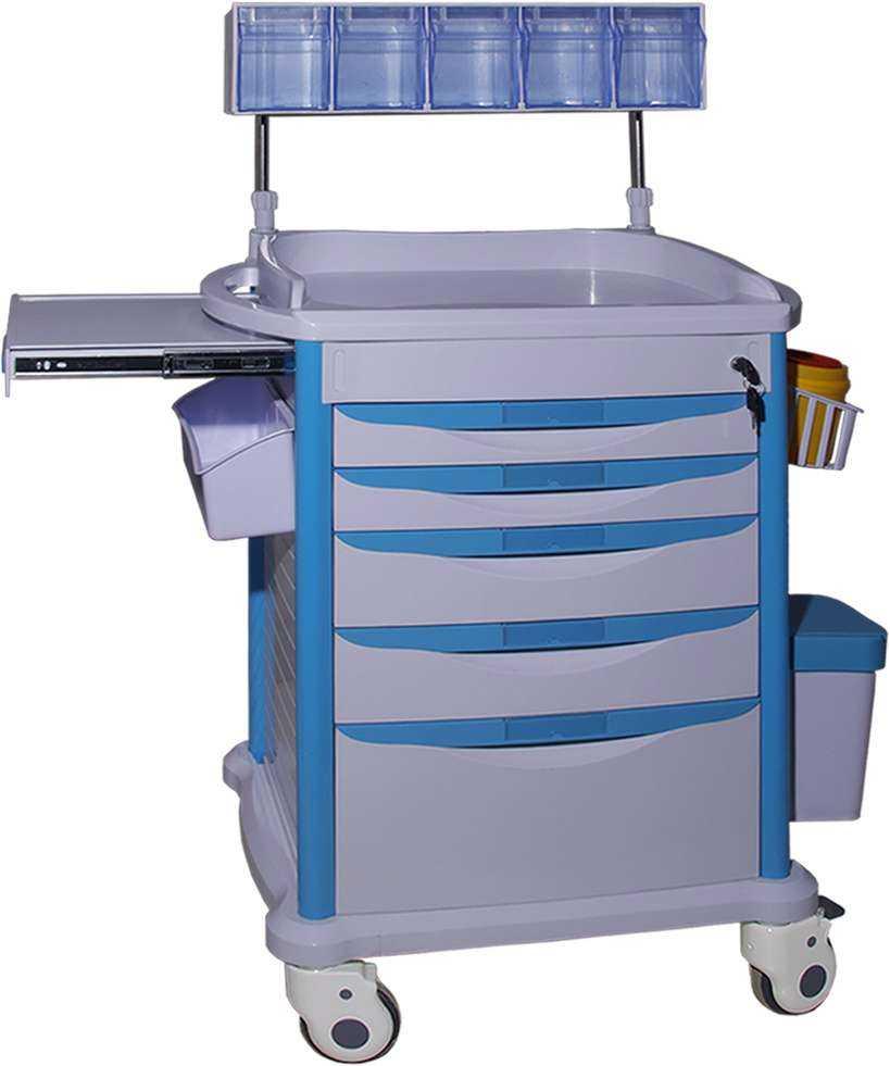 Hospital Drug Trolley Manufacturers