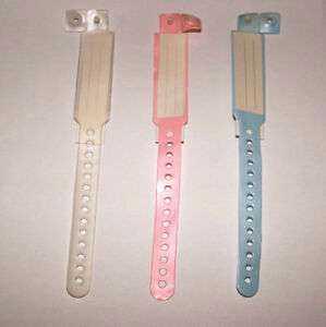 Hospital Id Wristband Manufacturers