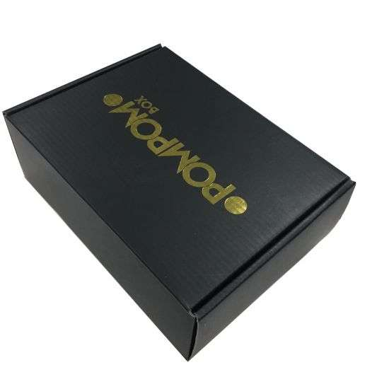 Hot Gold Stamping Box Manufacturers