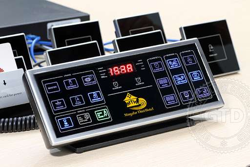Hotel Room Control System Manufacturers