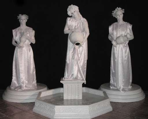 Human Statue Fountain Manufacturers