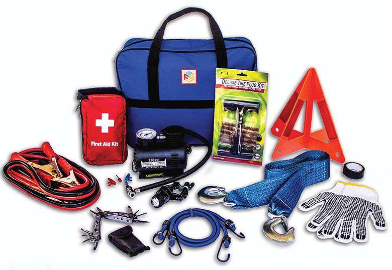 Safety Car Emergency Road Kit Manufacturers
