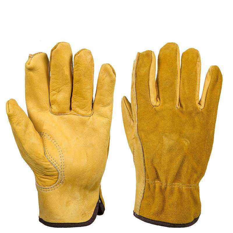 Safety Leather Glove Manufacturers