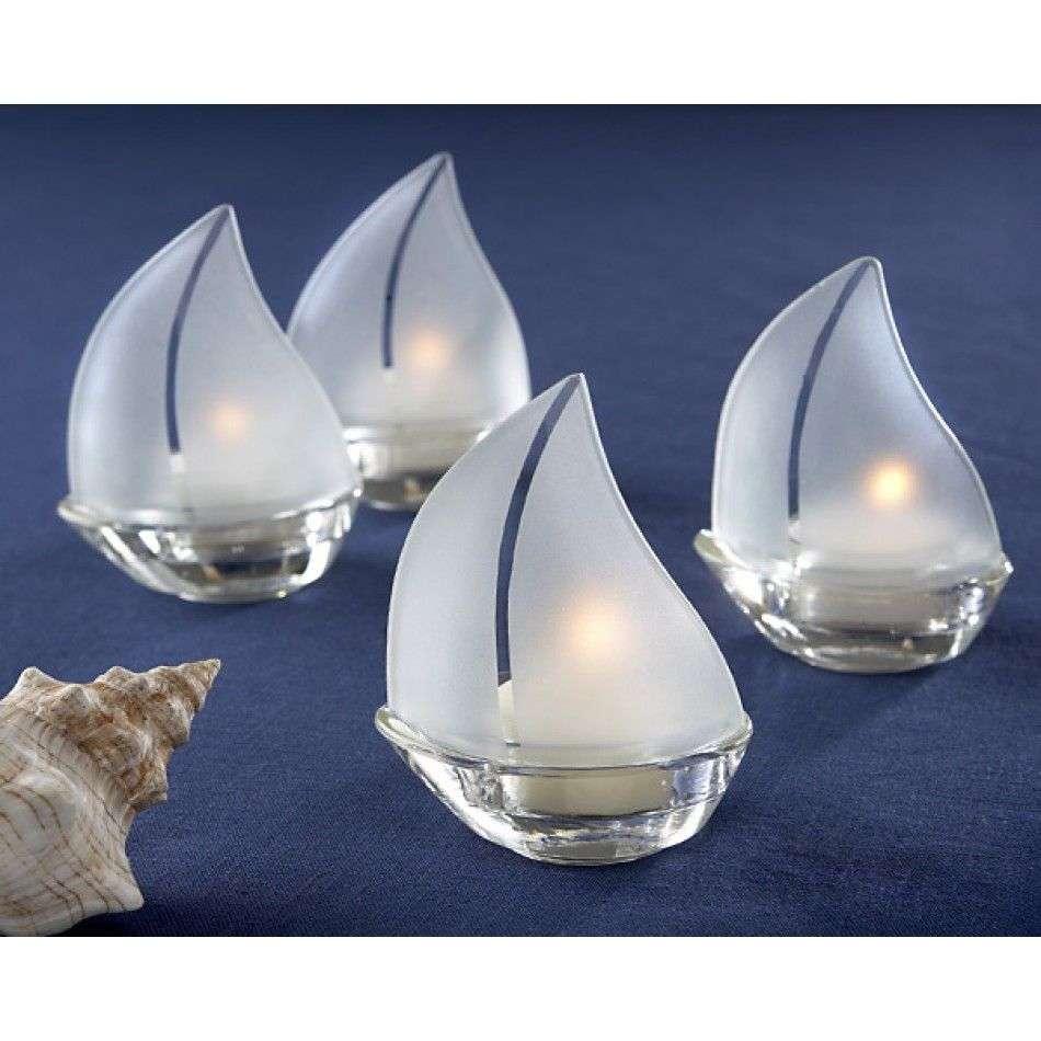 Sailboat Tea Light Manufacturers