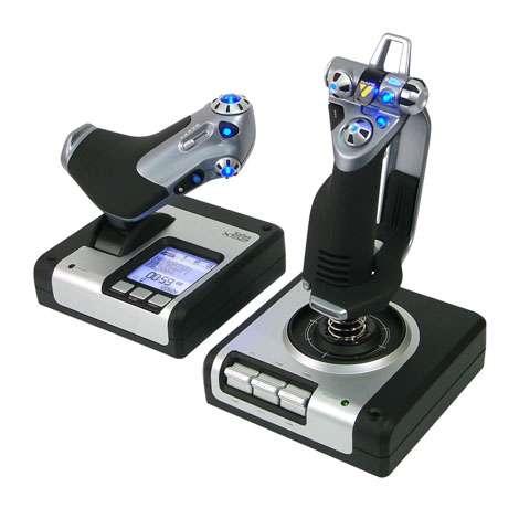 saitek x52飞行控制系统 制造商