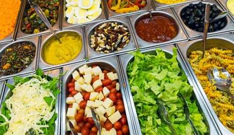 Salad Bar Item Manufacturers