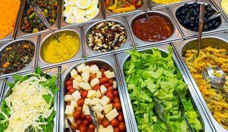 Salad Bar Item Manufacturers