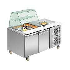 Salad Bar Refrigerator Manufacturers