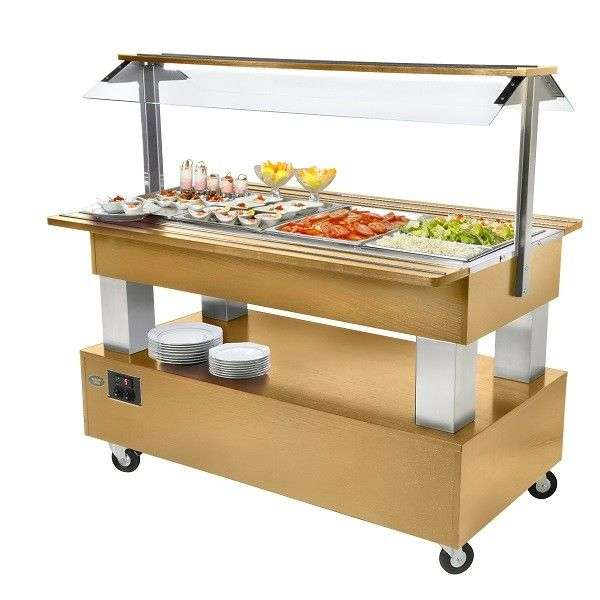 Salad Bar Unit Manufacturers