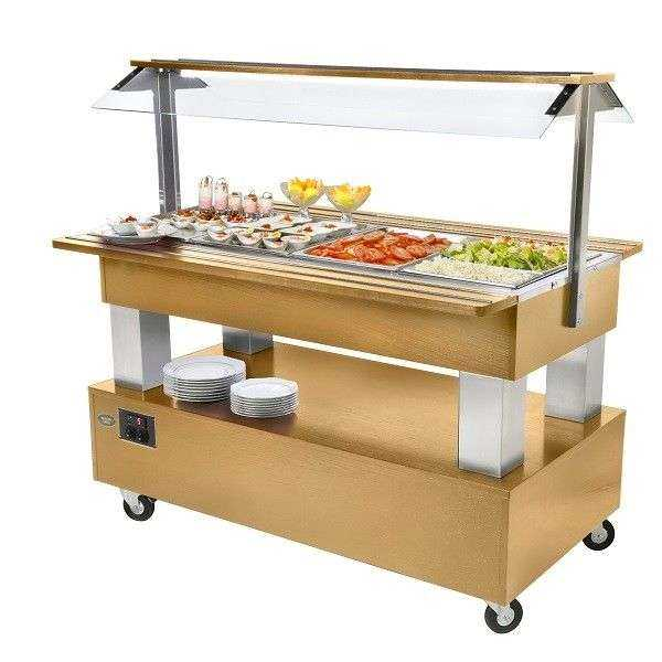 Salad Bar Unit Manufacturers