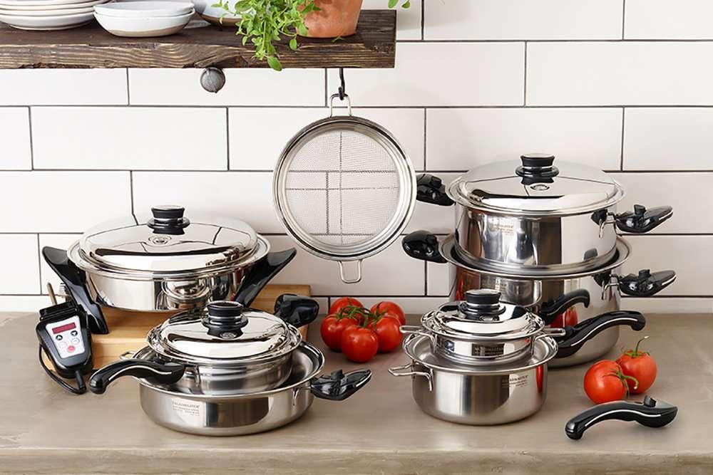 Salad Master Cookware Manufacturers