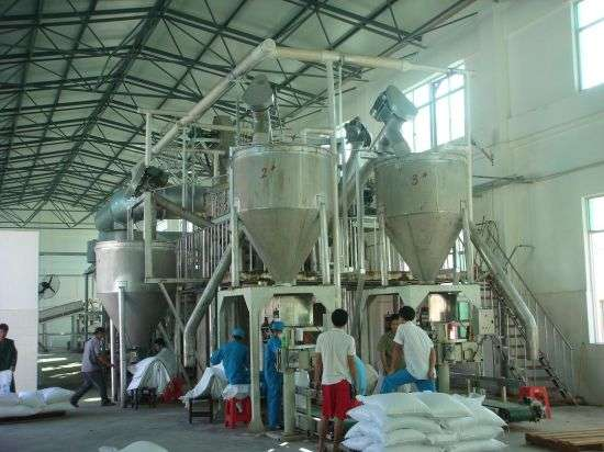 Salt Production Machinery Manufacturers