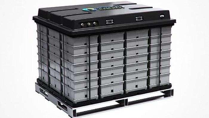 Salt Water Battery Manufacturers