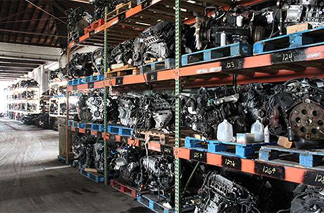 Salvage Auto Part Manufacturers
