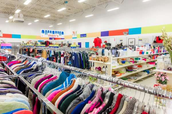Salvation Army Used Clothing Manufacturers