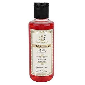 Sandalwood Massage Oil Manufacturers