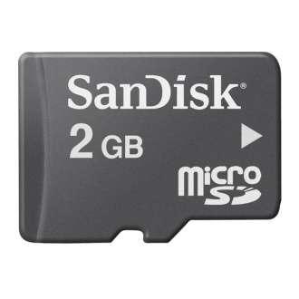 Sandisk 2GB记忆棒 制造商