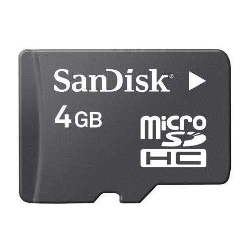 Sandisk 4GB记忆棒 制造商