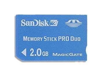 Sandisk Pro Duo记忆棒 制造商