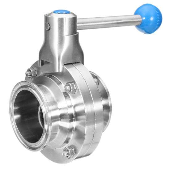 Sanitary Flange Butterfly Valve Manufacturers