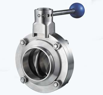 Sanitary Male Butterfly Valve Manufacturers