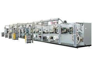 Sanitary Pad Production Line Manufacturers