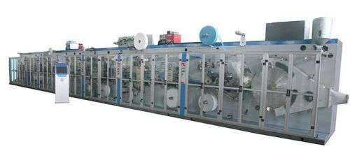 Sanitary Pad Production Machine Manufacturers