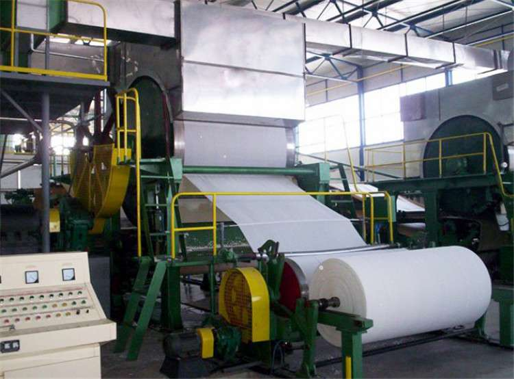 Sanitary Paper Machine Manufacturers