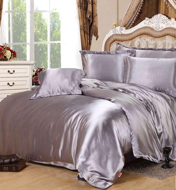 Satin Bedding Bed Sheet Manufacturers