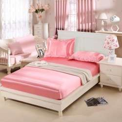 Satin Bedding Fitted Sheet Manufacturers