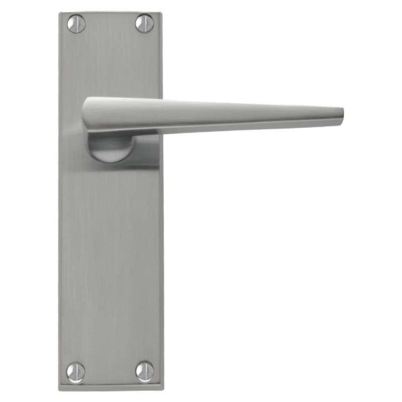 Satin Chrome Door Handle Manufacturers