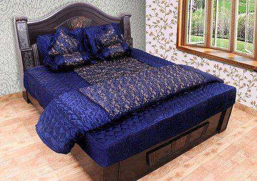 Satin Double Bed Manufacturers