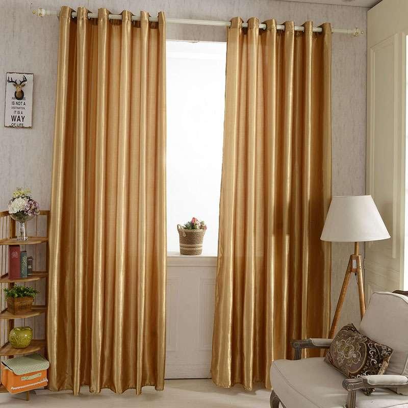 Satin Fabric Curtain Manufacturers