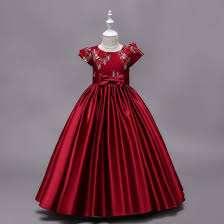 Satin Fabric Dress Manufacturers