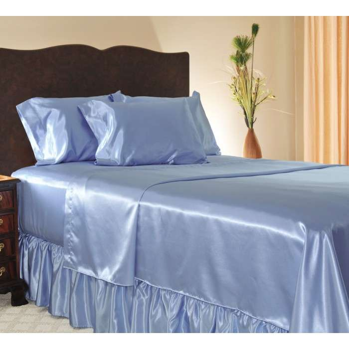 Satin Full Fitted Sheet Manufacturers